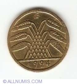 Image #2 of 10 Rentenpfennig 1924 E
