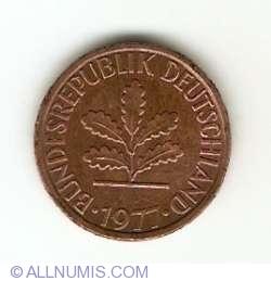 Image #2 of 1 Pfennig 1977 F