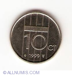 Image #1 of 10 Cents 1999