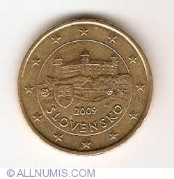 Imaginea #2 a 50 Euro Centi 2009