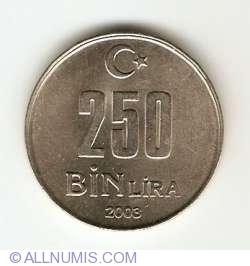 Image #1 of 250000 Lira 2003