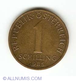 1 Schilling 1985