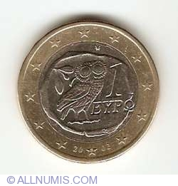 Image #2 of 1 Euro 2002 (S in star)