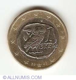1 Euro 2002 (S in stea)