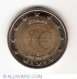 2 Euro 2009 - 10th anniversary of Economic and Monetary Union