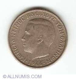 Imaginea #2 a 1 Drachma 1966