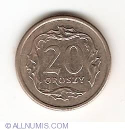 Imaginea #1 a 20 Groszy 2002