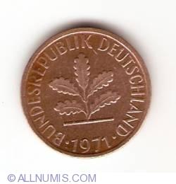Image #2 of 1 Pfennig 1971 F