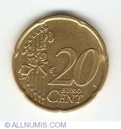 20 Euro Cent 1999