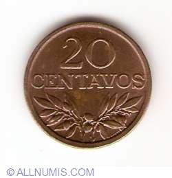 Imaginea #1 a 20 Centavos 1972