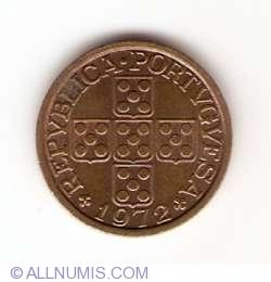 Imaginea #2 a 20 Centavos 1972