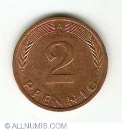 Image #1 of 2 Pfennig 1992 A