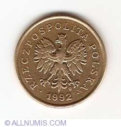 Image #2 of 5 Groszy 1992