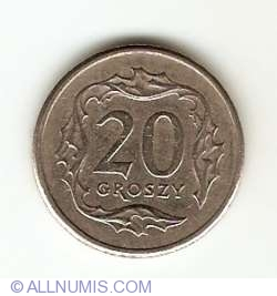 20 Groszy 1998