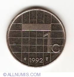 Image #1 of 1 Gulden 1992