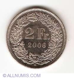 2 Francs 2006