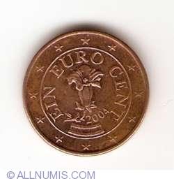 Imaginea #2 a 1 Euro Cent 2004