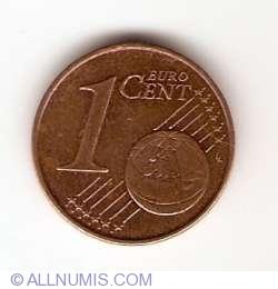 Imaginea #1 a 1 Euro Cent 2004