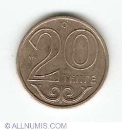 Image #1 of 20 Tenge 2002