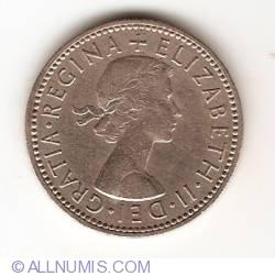 Image #2 of 1 Shilling 1955