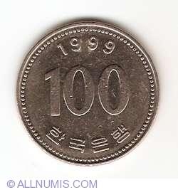 Image #1 of 100 Won 1999
