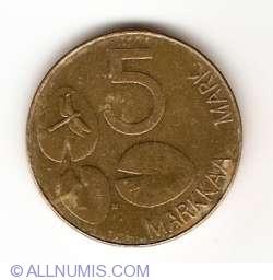Image #1 of 5 Markkaa 1993