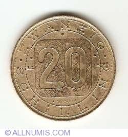 Image #1 of 20 Schilling 1980