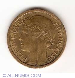 Image #2 of 1 Franc 1940