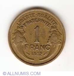 1 Franc 1932