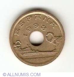 Image #2 of 25 Pesetas 1993