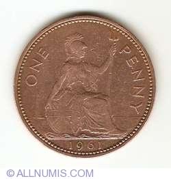 1 Penny 1961
