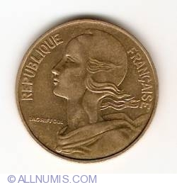 Image #2 of 20 Centimes 1970