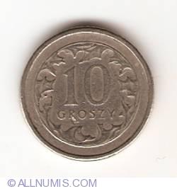 Image #1 of 10 Groszy 1991