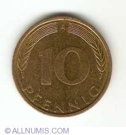 Image #1 of 10 Pfennig 1995 A