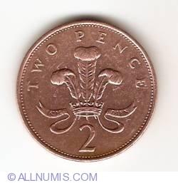2 Pence 1993