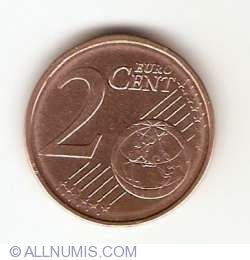 Image #1 of 2 Euro Cent 2006