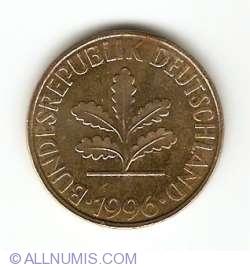 Image #2 of 10 Pfennig 1996 A