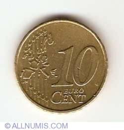 Image #1 of 10 Euro Cent 1999