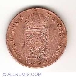 Imaginea #2 a 2 Kreuzer 1848 A