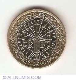 Imaginea #2 a 1 Euro 2000