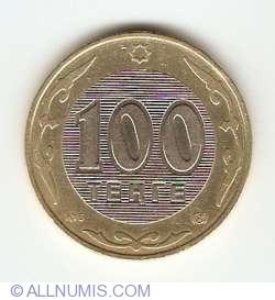 Image #1 of 100 Tenge 2002