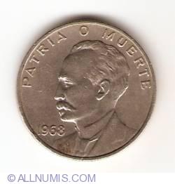 20 Centavos 1968
