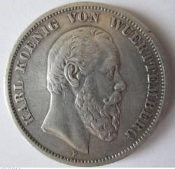 Image #1 of 5 Mark 1875