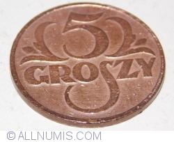 Image #1 of 5 Groszy 1936