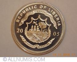 Image #2 of 10 Dollars 2005 - Pope John Paul II