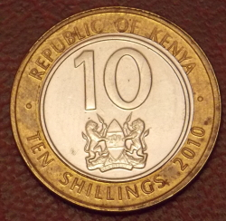 Image #1 of 10 Shillings 2010