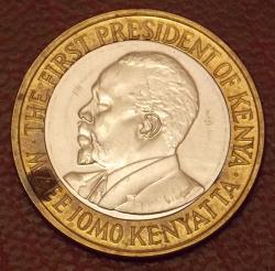 10 Shillings 2010