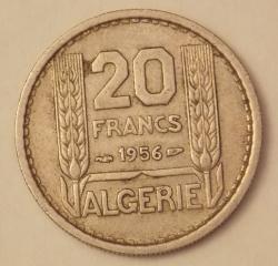 Image #1 of 20 Francs 1956