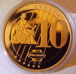 Image #1 of 10 Euro Essai 2008 (Fantasy)