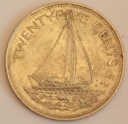 Image #1 of 25 Cents 1991